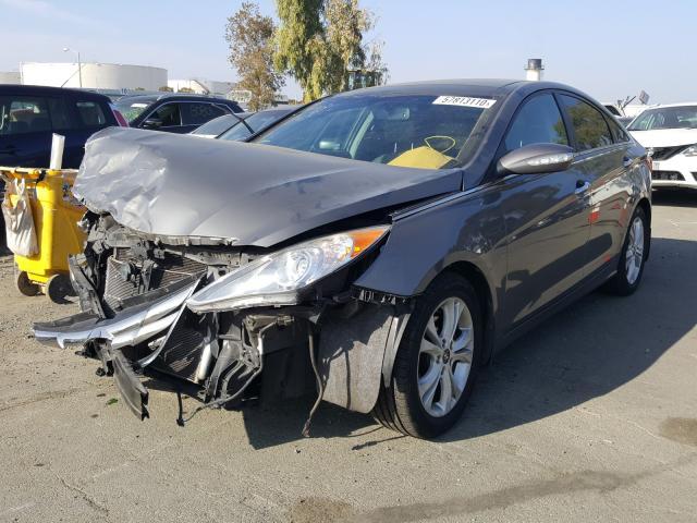 из сша 2012 Hyundai Sonata Se 2.4L 5NPEC4AC2CH428592