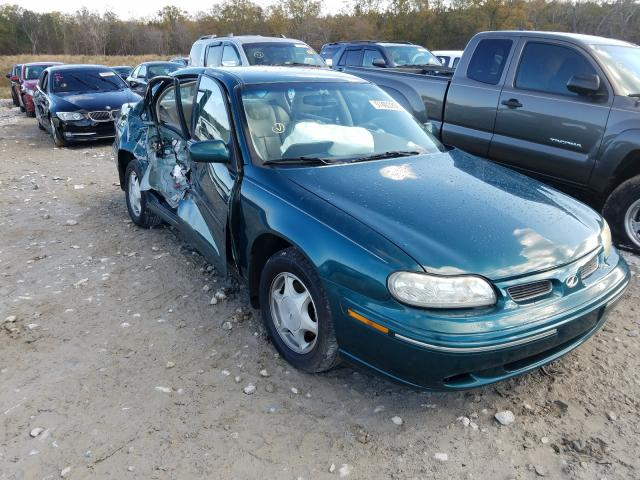 Oldsmobile salvage cars for sale: 1998 Oldsmobile Cutlass GL
