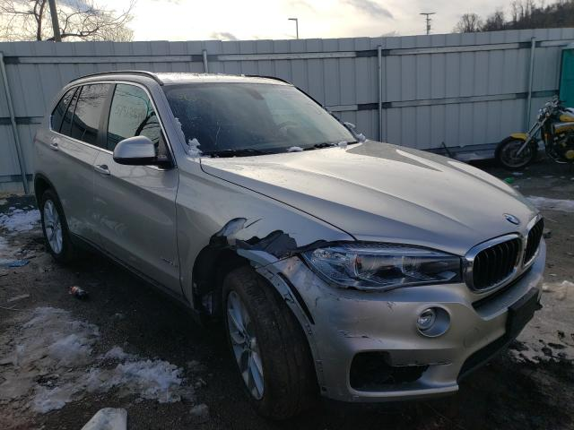Salvage cars for sale from Copart West Mifflin, PA: 2016 BMW X5 XDRIVE3