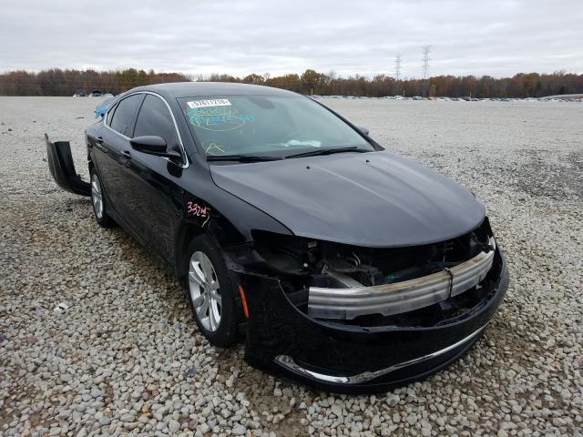 Chrysler salvage cars for sale: 2016 Chrysler 200 Limited