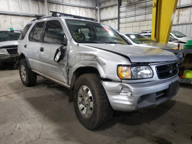 Honda Passport E salvage cars for sale: 2000 Honda Passport E