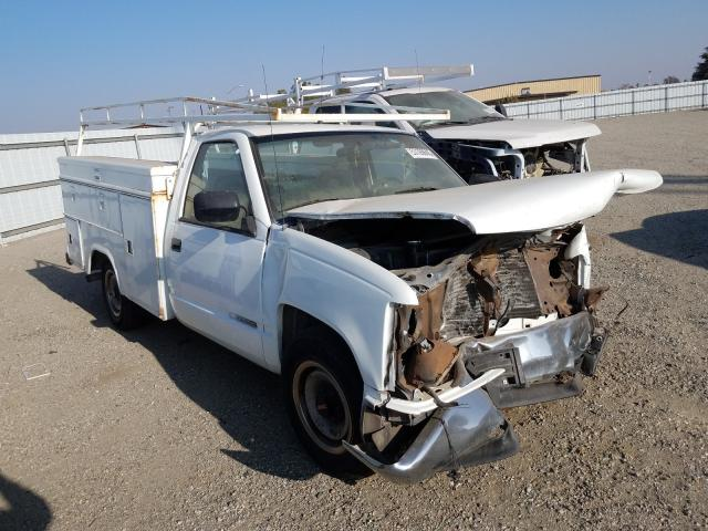 Salvage cars for sale from Copart Bakersfield, CA: 1994 GMC Sierra C25