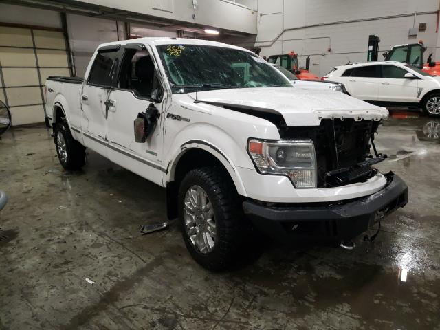 Ford salvage cars for sale: 2013 Ford F150 Super