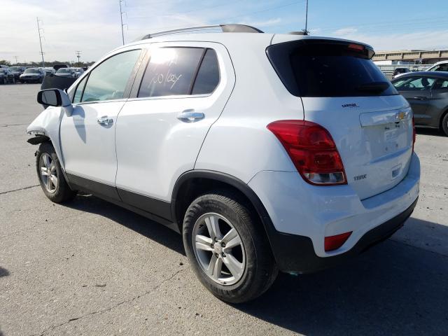 купить 2017 Chevrolet Trax 1Lt 1.4L KL7CJLSB7HB114763