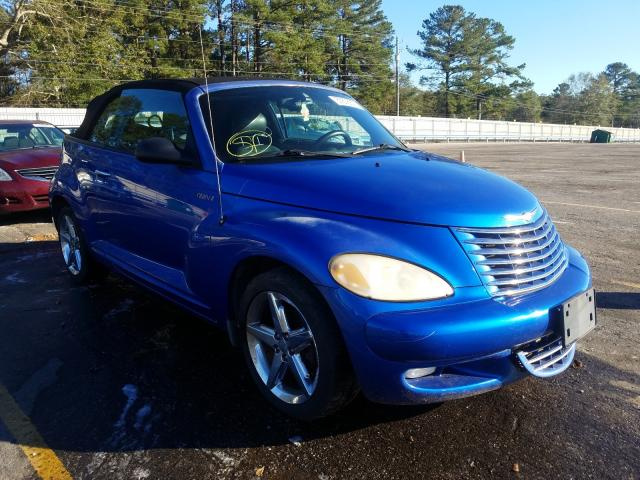 Chrysler PT Cruiser salvage cars for sale: 2005 Chrysler PT Cruiser