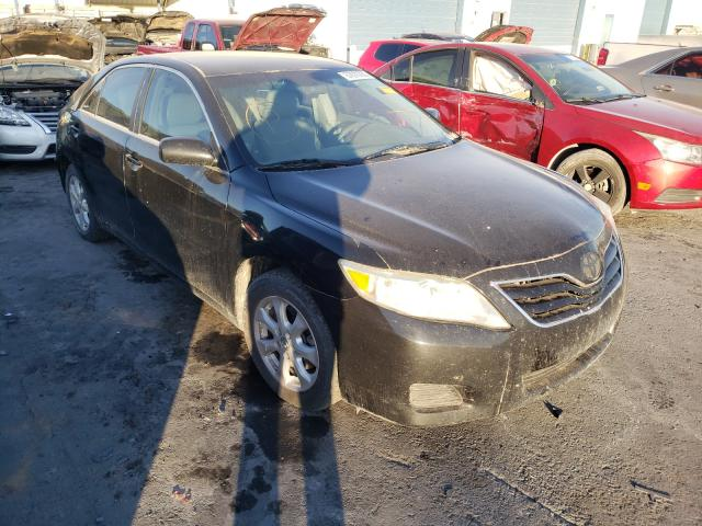 Salvage cars for sale from Copart Anthony, TX: 2011 Toyota Camry Base