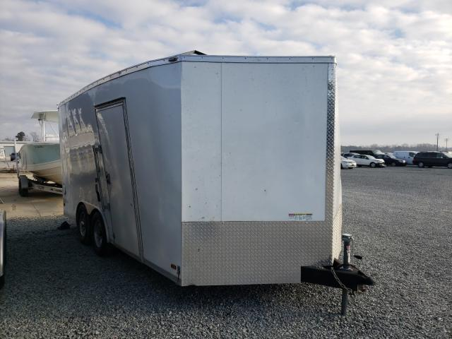Kaufman Trailer salvage cars for sale: 2019 Kaufman Trailer