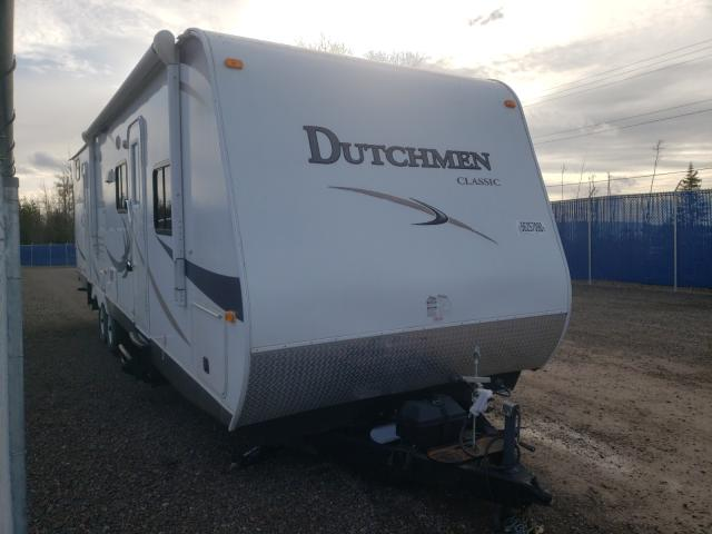 Dutchmen salvage cars for sale: 2012 Dutchmen Classic