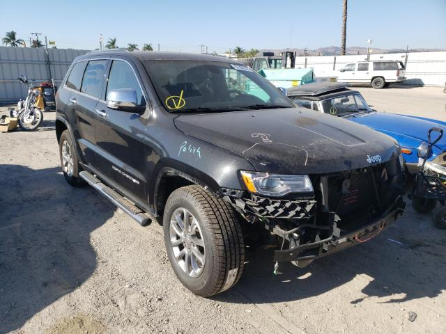 Jeep Vehiculos salvage en venta: 2015 Jeep Grand Cherokee