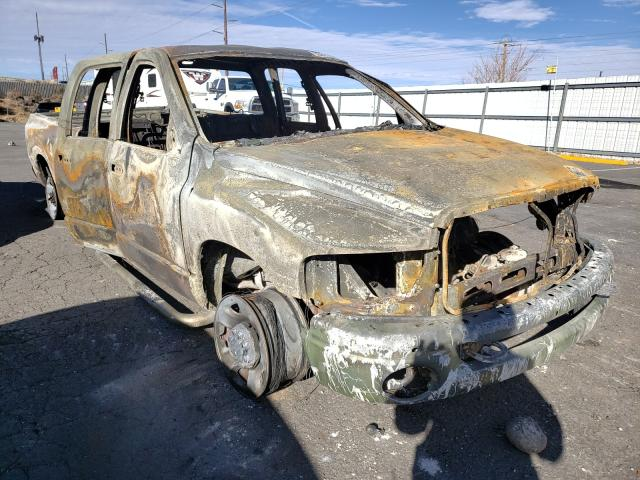 Salvage cars for sale from Copart Reno, NV: 2004 Dodge RAM 2500 S