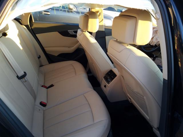 2017 Audi A4   Vin: WAULNAF44HN015112