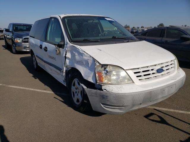 Salvage cars for sale from Copart Sacramento, CA: 2007 Ford Freestar