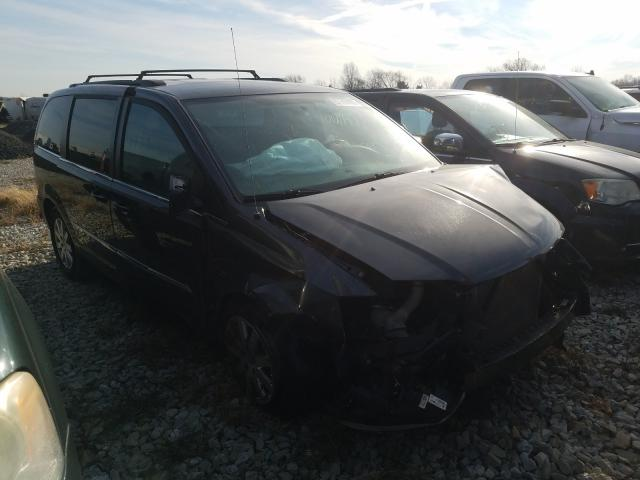 Salvage cars for sale from Copart Cicero, IN: 2016 Chrysler Town & Country