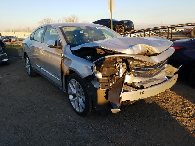 Salvage cars for sale from Copart Chicago Heights, IL: 2020 Chevrolet Impala PRE