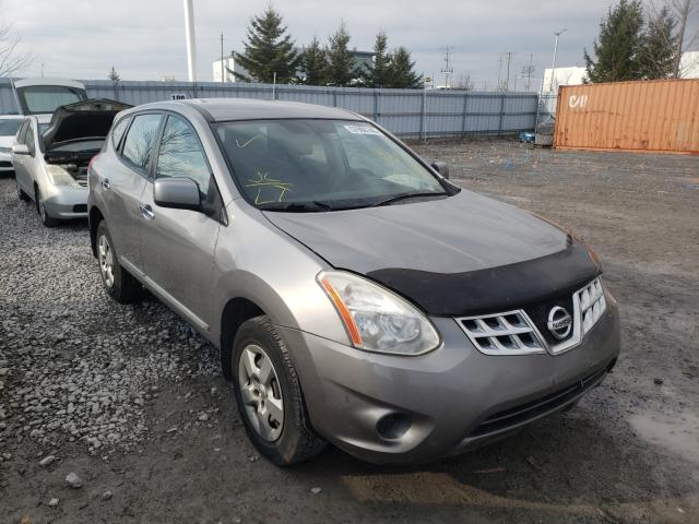 Salvage cars for sale from Copart Courtice, ON: 2013 Nissan Rogue S