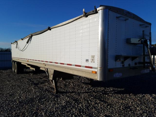 Wilson salvage cars for sale: 1997 Wilson Grain Trailer