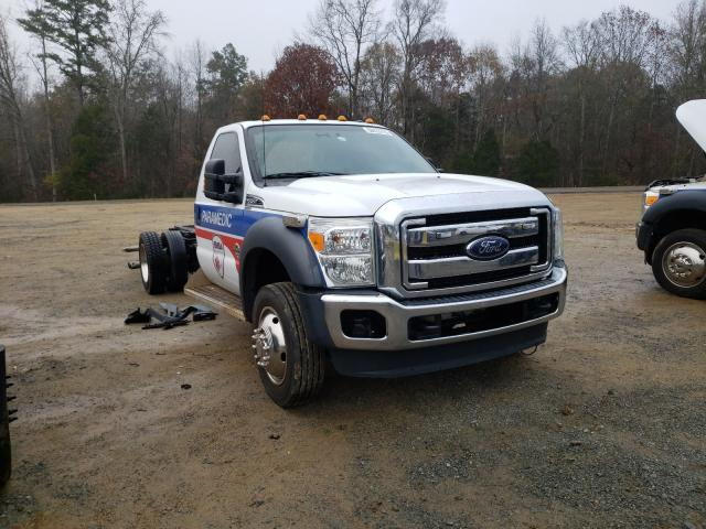 Salvage cars for sale from Copart Concord, NC: 2015 Ford F450 Super