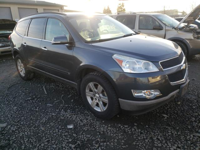 Salvage cars for sale from Copart Eugene, OR: 2011 Chevrolet Traverse L