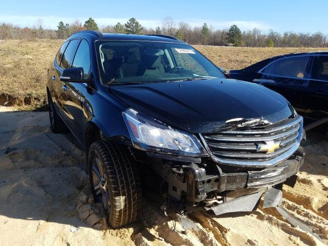 Salvage cars for sale from Copart Gaston, SC: 2016 Chevrolet Traverse L