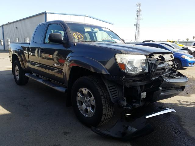 Salvage cars for sale from Copart Fresno, CA: 2009 Toyota Tacoma Prerunner