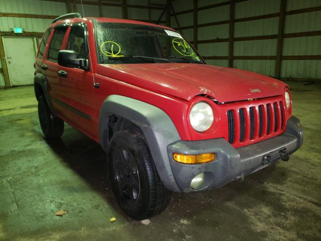 2002 Jeep Liberty SP for sale in Hammond, IN