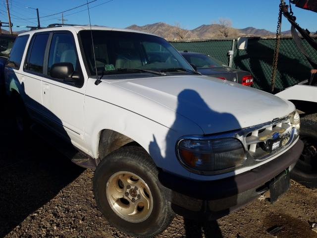 Ford Explorer salvage cars for sale: 1997 Ford Explorer