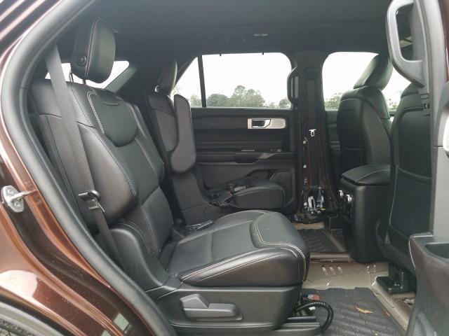 1FM5K8GC9LGA77455 2020 Ford Explorer S 3.0L