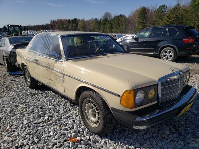Salvage cars for sale from Copart Gainesville, GA: 1984 Mercedes-Benz 300