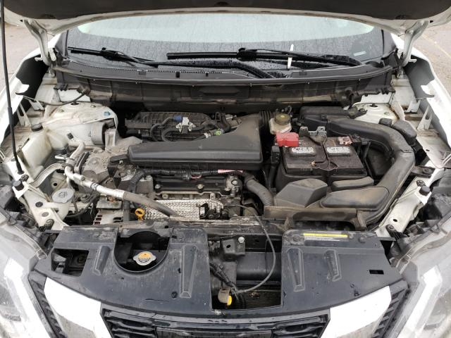 5N1AT2MT5HC866388 2017 Nissan Rogue S 2.5L