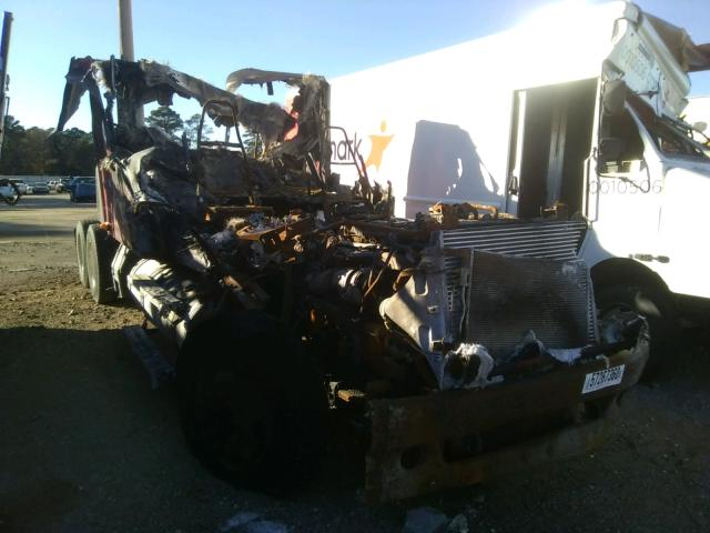 Salvage cars for sale from Copart Longview, TX: 2007 Freightliner Convention