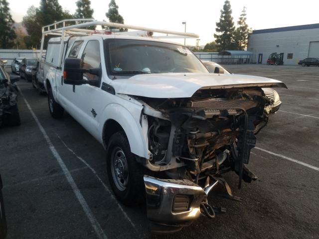 Ford F350 salvage cars for sale: 2011 Ford F350