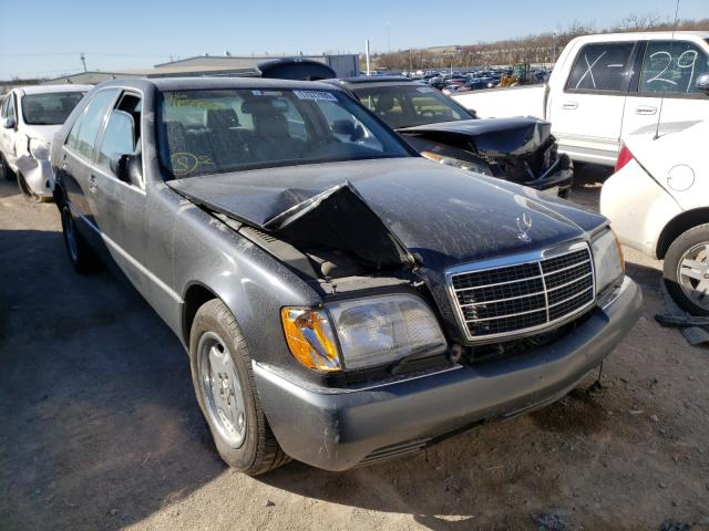 Mercedes-Benz 300 SE salvage cars for sale: 1993 Mercedes-Benz 300 SE