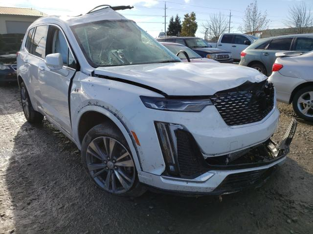 Salvage cars for sale from Copart Eugene, OR: 2020 Cadillac XT6 Premium