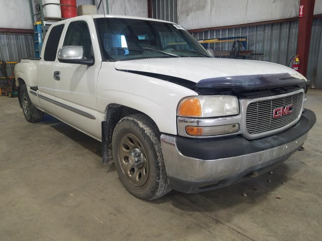 GMC Sierra salvage cars for sale: 1999 GMC Sierra