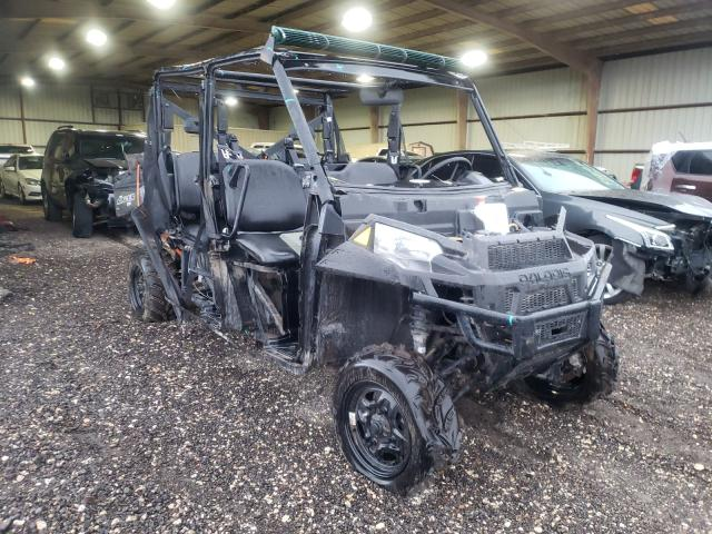 Salvage cars for sale from Copart Houston, TX: 2019 Polaris Ranger CRE