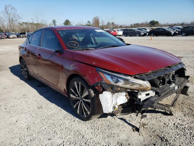 Nissan Vehiculos salvage en venta: 2020 Nissan Altima SR