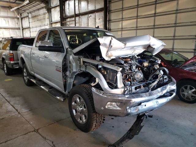 Salvage trucks for sale at Woodburn, OR auction: 2016 Dodge 2500 Laram