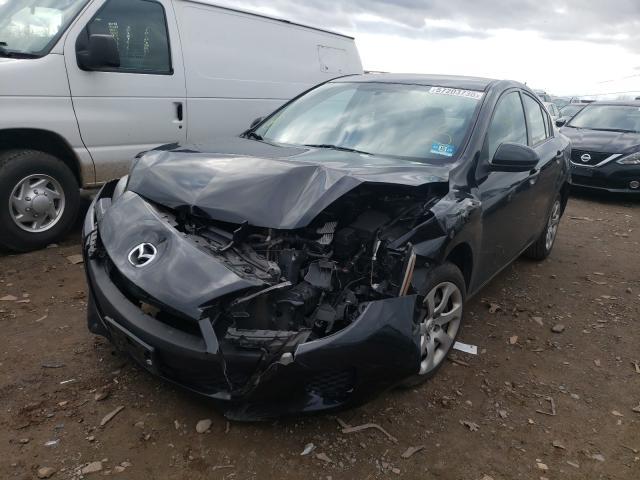 из сша 2013 Mazda 3 I 2.0L JM1BL1UP5D1835430