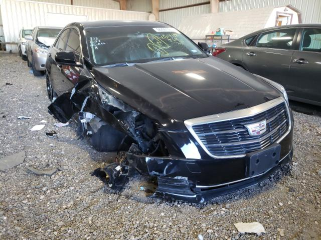 Cadillac ATS salvage cars for sale: 2017 Cadillac ATS
