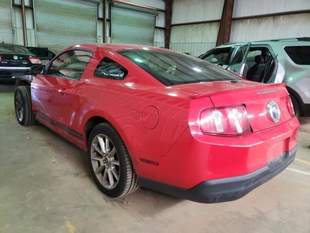 купить 2010 Ford Mustang 4.0L 1ZVBP8AN7A5147723