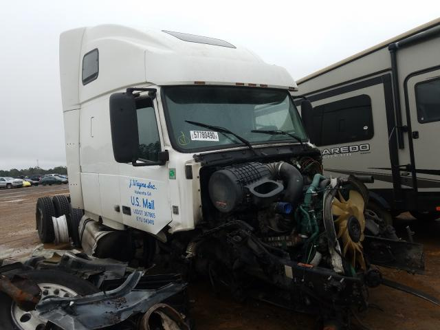 Salvage trucks for sale at Theodore, AL auction: 2013 Volvo VN VNL