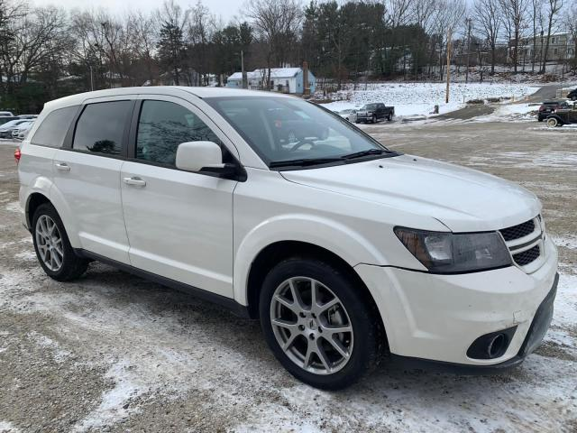 Vehiculos salvage en venta de Copart North Billerica, MA: 2019 Dodge Journey GT