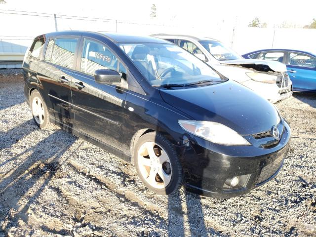 Salvage cars for sale from Copart Chatham, VA: 2006 Mazda 5