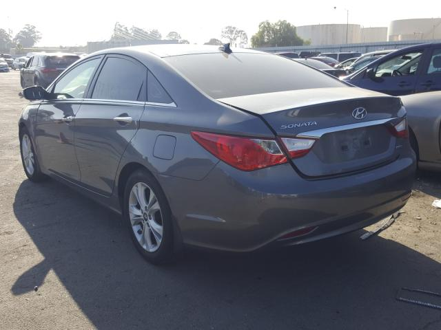 купить 2012 Hyundai Sonata Se 2.4L 5NPEC4AC2CH428592