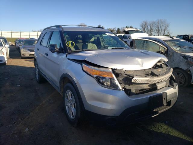 2012 Ford Explorer en venta en Portland, MI