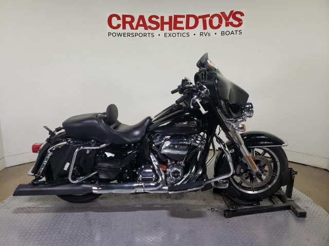Salvage cars for sale from Copart Dallas, TX: 2018 Harley-Davidson Flhtcu ULT