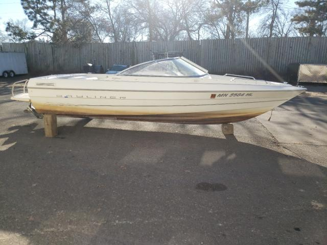 Bayliner salvage cars for sale: 1999 Bayliner Boat Only
