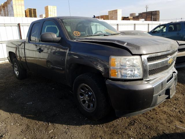 Salvage cars for sale from Copart Fresno, CA: 2010 Chevrolet Silverado