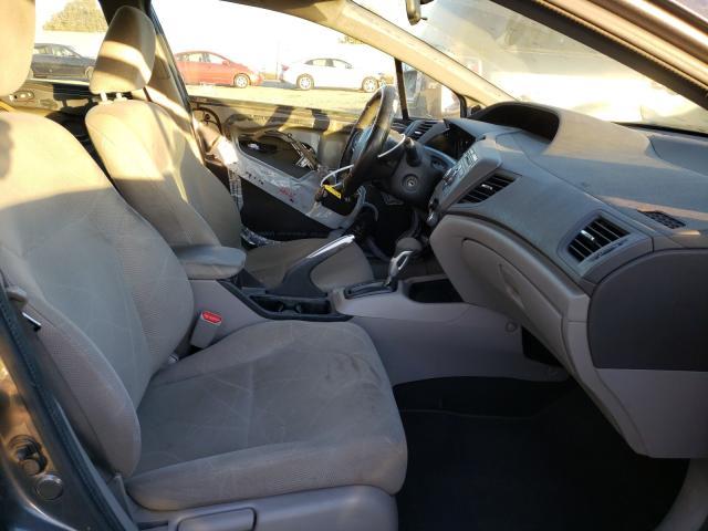 пригнать из сша 2012 Honda Civic Ex 1.8L 2HGFB2F83CH570427