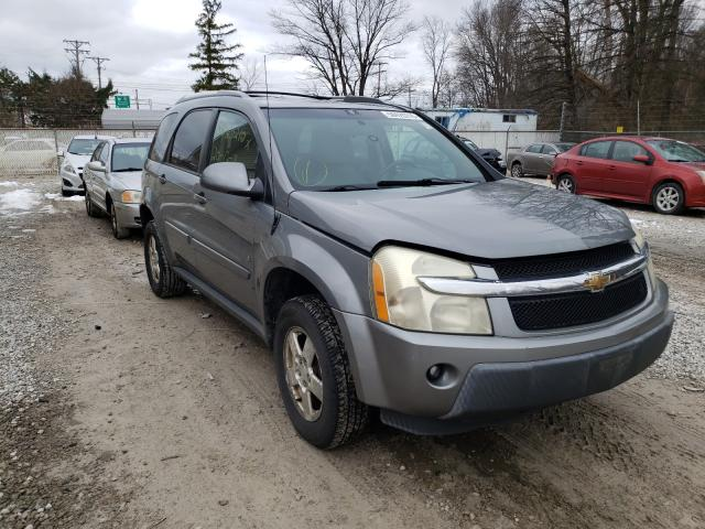 Salvage cars for sale from Copart Northfield, OH: 2006 Chevrolet Equinox LT